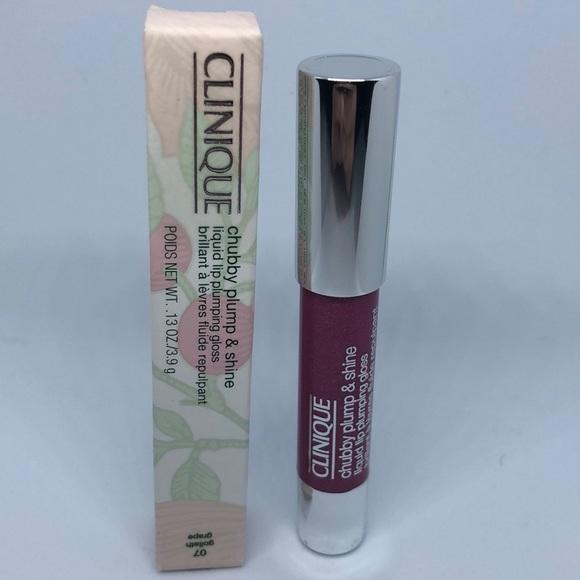 2 for 15$ Clinique Plump & Shine Liquid Lip gloss